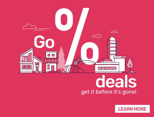 Properties special deals  - Go Deals